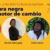 Mesa redonda: 'La cultura negra como motor de cambio'